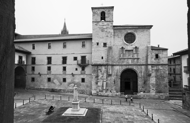 Church and buildings belonging to the former Monastery of San Vicente
